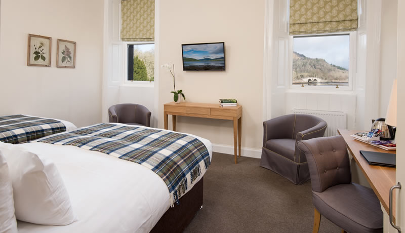 Loch View Rooms