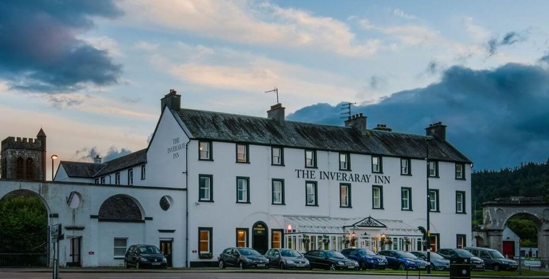 Hotel Inveraray Loch Fyne Hotel Accommodation Inveraray