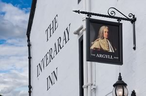 The Argyll Bar
